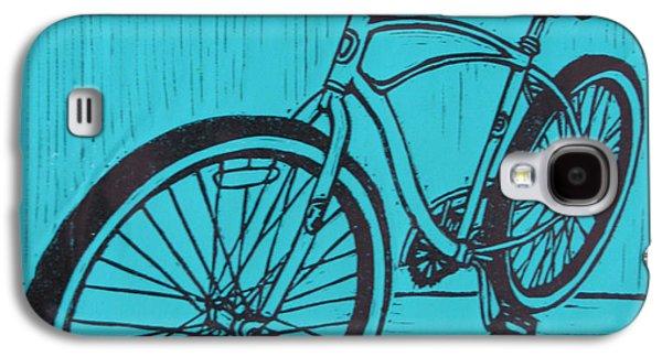 Bike 6 Galaxy S4 Case