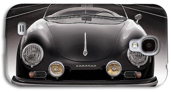 Car Galaxy S4 Case - Black Porsche Speedster by Douglas Pittman