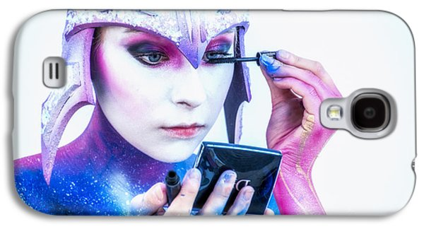 Bodypainting Galaxy S4 Case