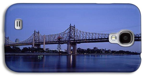 Bridge Across A River, Queensboro Galaxy S4 Case