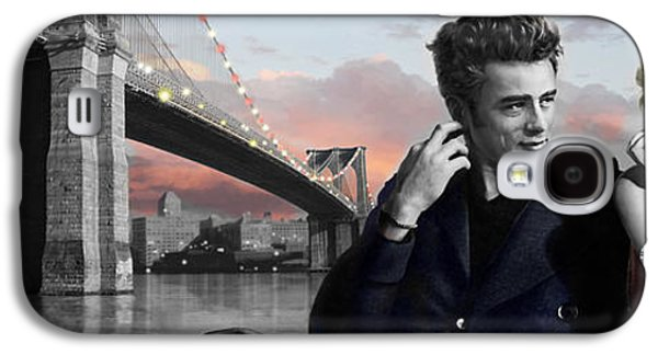 Brooklyn Bridge Galaxy S4 Case by Chris Consani
