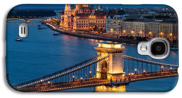 Travel Galaxy S4 Case - Budapest by Thomas D M??rkeberg