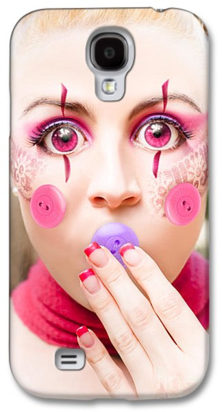 Button It Galaxy S4 Case