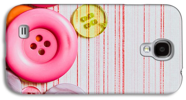 Buttons Galaxy S4 Case