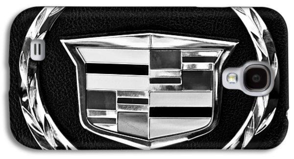 Cadillac Emblem Galaxy S4 Case