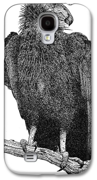 California Condor Galaxy S4 Case by Roger Hall