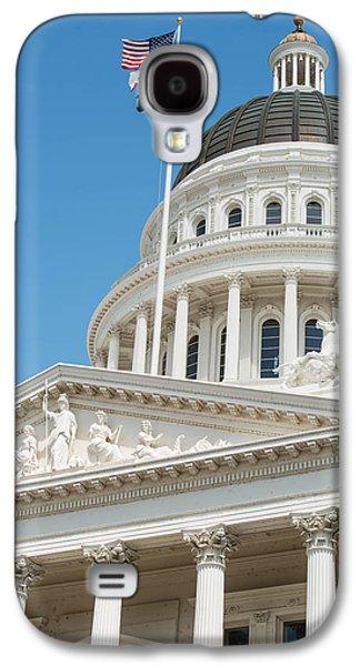California State Capitol In Sacramento Galaxy S4 Case