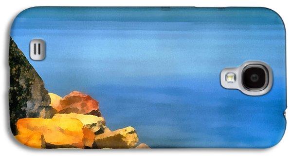 Calm In Balaton Lake Galaxy S4 Case
