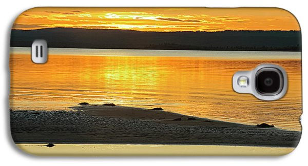 Canada, Alberta, Lesser Slave Lake Galaxy S4 Case