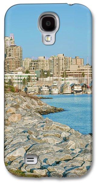 Canada, Bc, Vancouver, North Vancouver Galaxy S4 Case by Rob Tilley