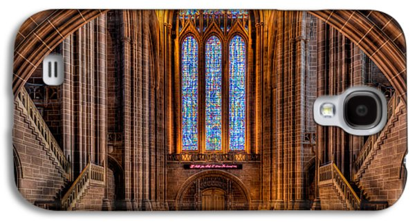 Cathedral Window Galaxy S4 Case