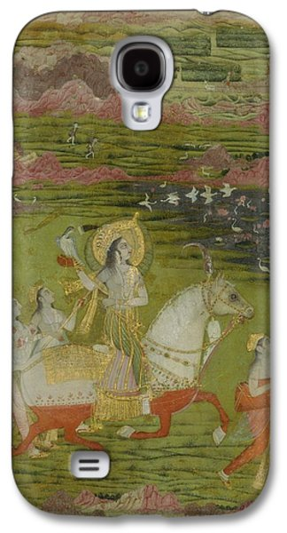 Chand Bibi Hawking Galaxy S4 Case by Celestial Images