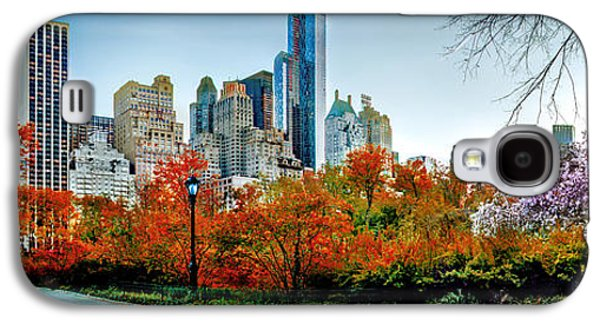 Changing Of The Seasons Galaxy S4 Case by Az Jackson