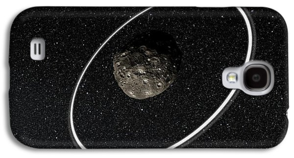 Chariklo Minor Planet And Rings Galaxy S4 Case