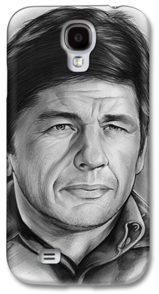 Charles Bronson Galaxy S4 Case