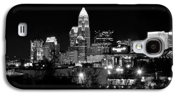 Charlotte Panoramic In Black And White Galaxy S4 Case by Frozen in Time Fine Art Photography