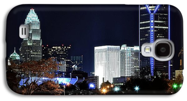 Charlotte Towers Galaxy S4 Case by Frozen in Time Fine Art Photography