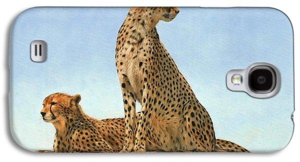 Cheetahs Galaxy S4 Case