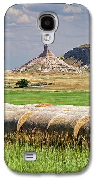 Chimney Rock Galaxy S4 Case by Jim West