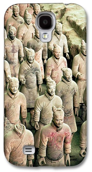 China, Xi'an, Qin Shi Huang Di Galaxy S4 Case