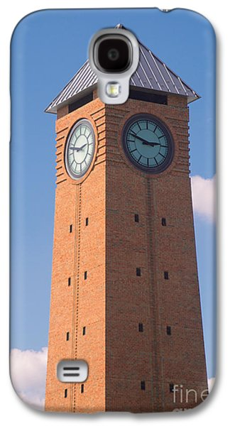 Clock Tower Galaxy S4 Case