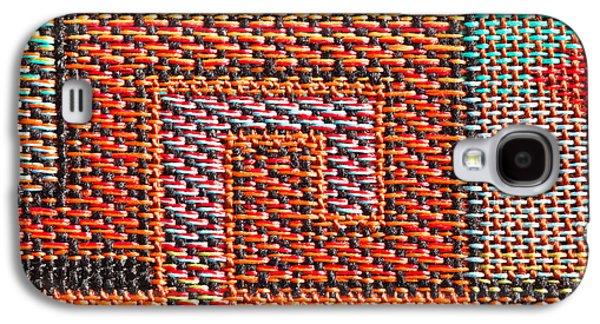 Cloth Pattern Galaxy S4 Case