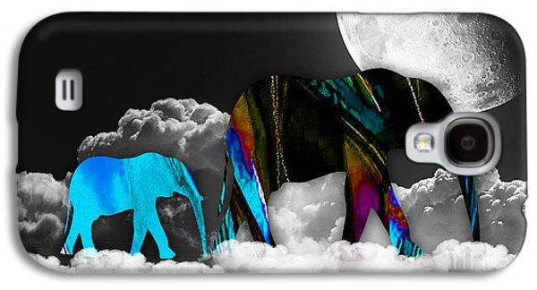 Clouds Galaxy S4 Case by Marvin Blaine