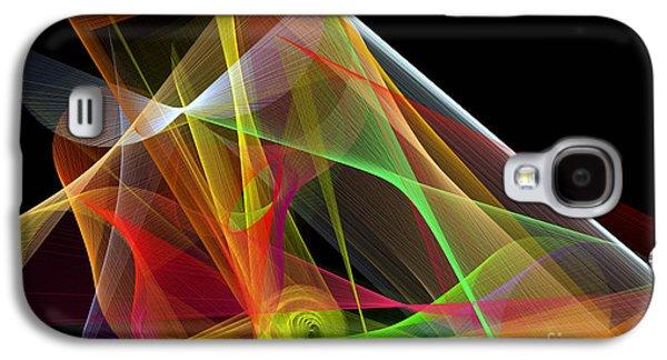 Color Symphony Galaxy S4 Case