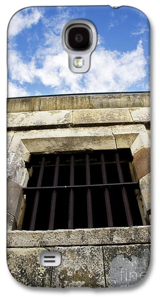 Dungeon Galaxy S4 Case - Convict Cell by Jorgo Photography - Wall Art Gallery