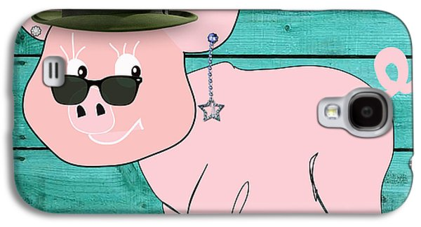Cool Pig Collection Galaxy S4 Case