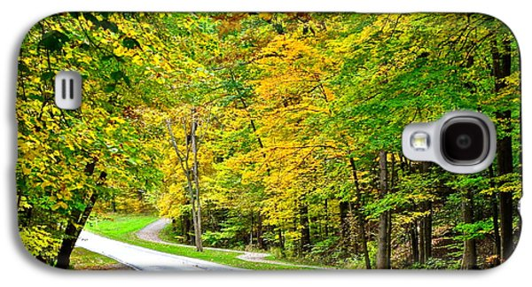 Country Road Galaxy S4 Case