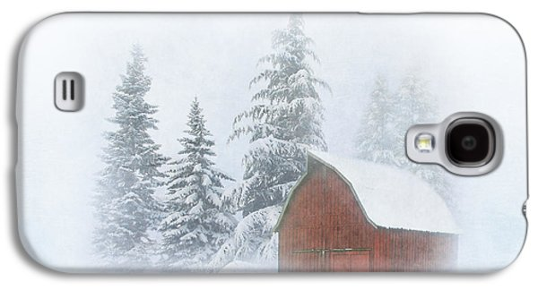 Country Winter-2 Galaxy S4 Case
