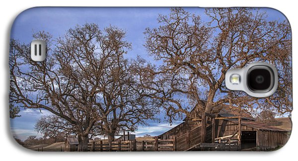 Cripple Creek Barn Galaxy S4 Case