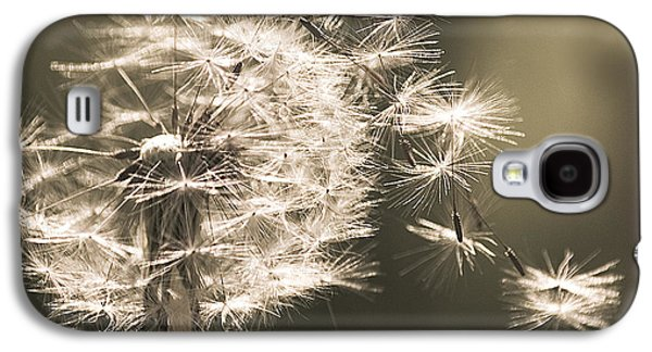 Dandelion Galaxy S4 Case
