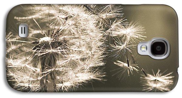 Dandelion Galaxy S4 Case