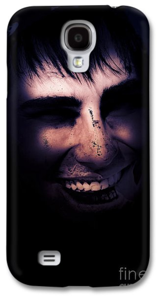 Dark Creepy And Spooky Undead Pirate Galaxy S4 Case by Jorgo Photography - Wall Art Gallery