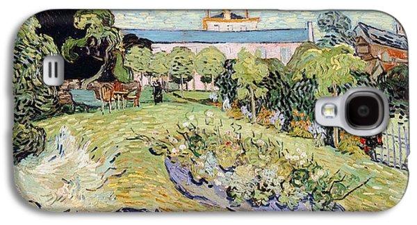 Daubigny's Garden Galaxy S4 Case by Vincent van Gogh