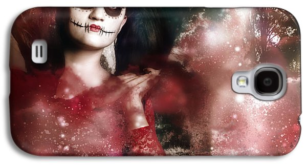 Death And Creation Galaxy S4 Case by Jorgo Photography - Wall Art Gallery