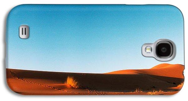 Desert At Sunrise, Sahara Desert Galaxy S4 Case