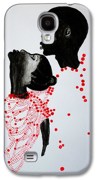 Dinka Marriage - South Sudan Galaxy S4 Case