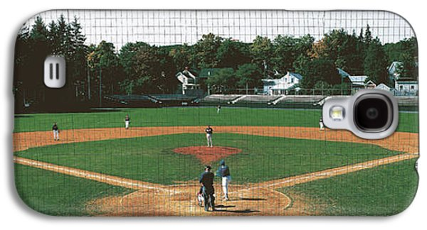 Doubleday Field Cooperstown Ny Galaxy S4 Case by Panoramic Images