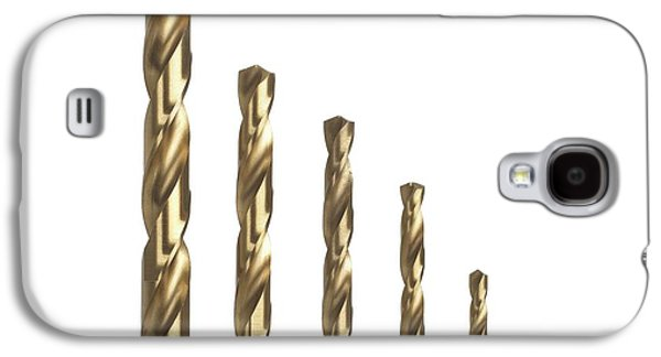 Drill Bits Galaxy S4 Case by Science Photo Library