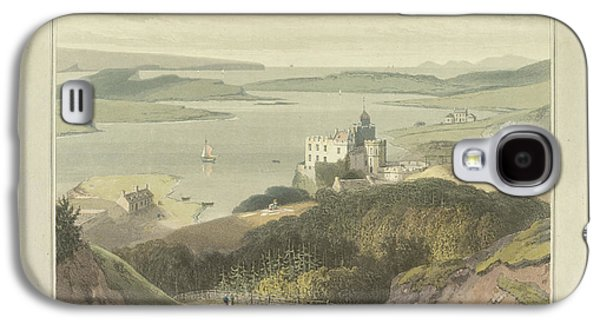 Dunvegan Castle Galaxy S4 Case by British Library