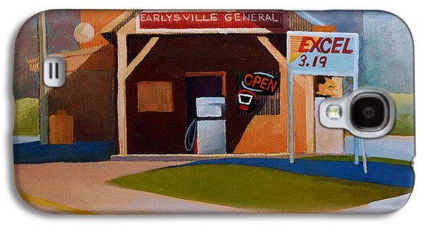 Earlysville General Store No. 2 Galaxy S4 Case