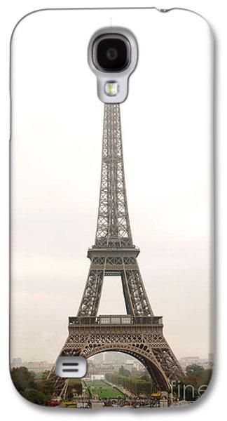 Paris Galaxy S4 Case - Eiffel Tower by Elena Elisseeva