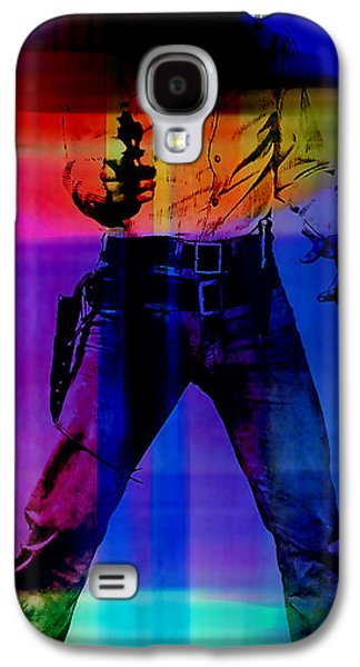 Elvis Galaxy S4 Case by Marvin Blaine