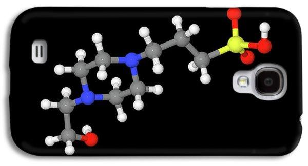 Epps Molecule Galaxy S4 Case
