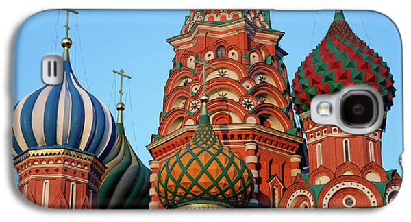 Europe, Russia, Moscow Galaxy S4 Case by Kymri Wilt
