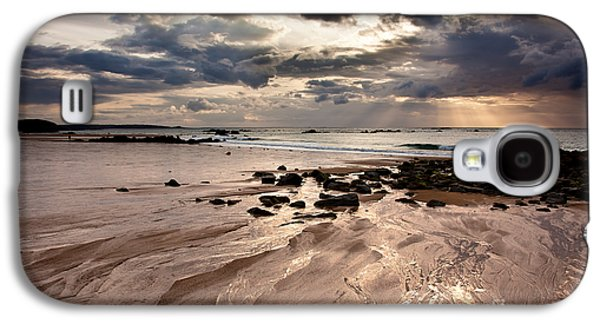 Evening At The Sea Galaxy S4 Case