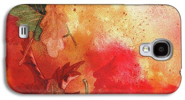 Fall Impressions  Galaxy S4 Case by Irina Sztukowski